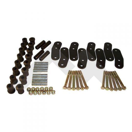 Shackle Kit Heavy Duty Crown# RT21022