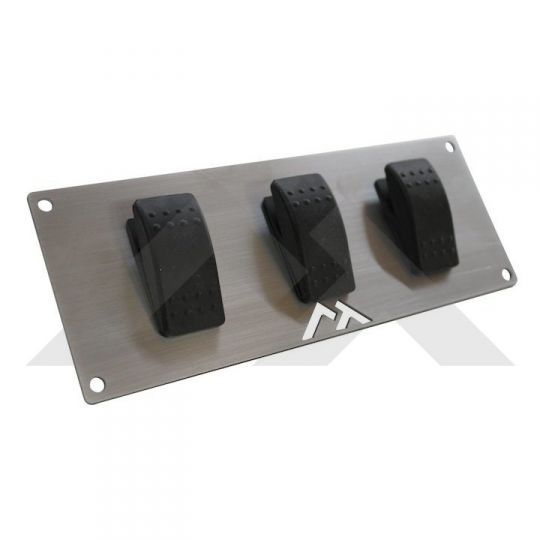Switch Plate W Rocker Switches Rt Off Road
