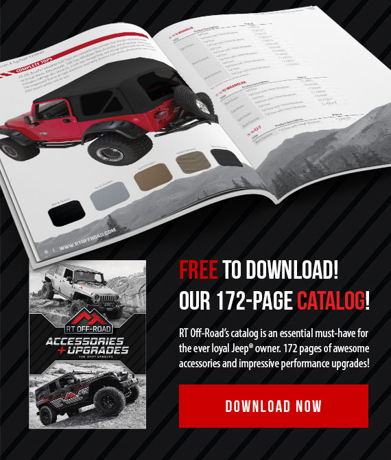 Official Jeep Accessories: RT Off-Road